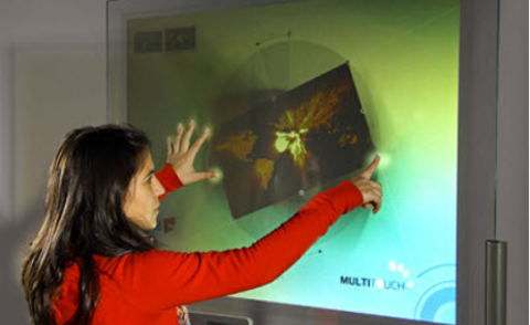 Illuminate Multitouch Table