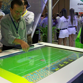 Multitouch Table Display Screen