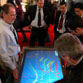 Multi-touch Table at ISE Show